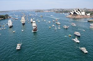 australia boats sea