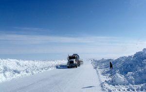 nunavut-canada snow