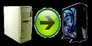 Upgrade (Melhorar a qualidade do PC)