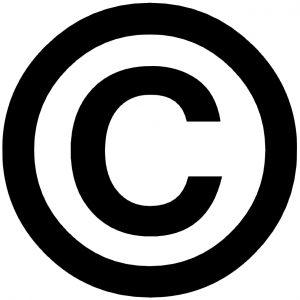 Simbolo do copyright