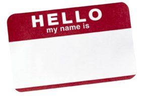 Nickname (apelido)