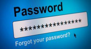 Password (Senha)