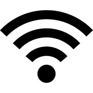 Simbolo do Wi-fi