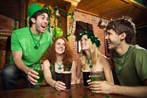 St. Patrick's day (Dia de São Patrício)
