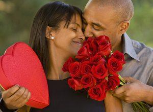 Couple on Valentine's day (Casal no dia dos namorados)