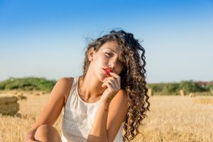 cores de cabelo em ingles castanho brunette