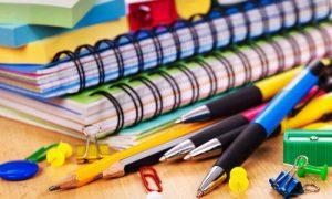 materiais escolares em ingles