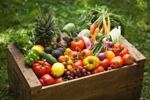 mais verduras em ingles