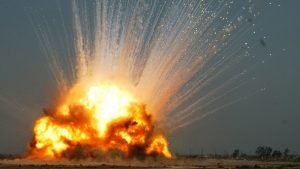 blow away explodir