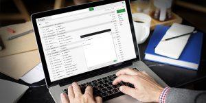 e-mail formal em ingles introdução