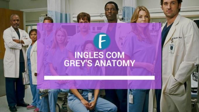 ingles com grey's anatomy