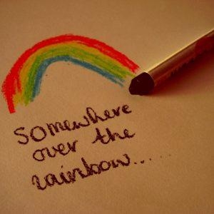 over the rainbow curiosidades